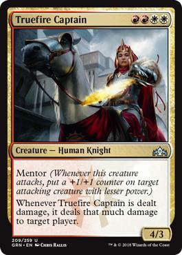 Truefire Captain - Foil