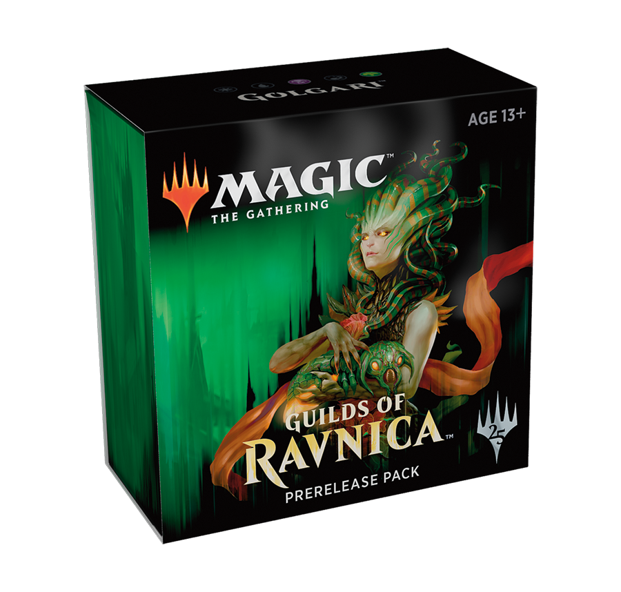 Guilds of Ravnica Prerelease Kit - Golgari - Magic Products
