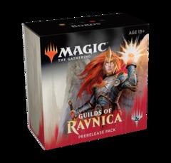 MTG Guilds of Ravnica Prerelease Pack Kit - Boros