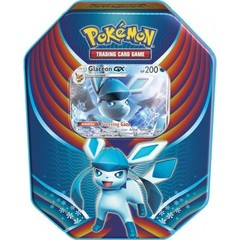 2018 Evolution Celebration Tins - Glaceon GX