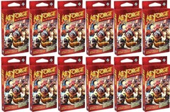 KeyForge: Call of the Archons - Archon Deck Box of 12 FIRST EDITION