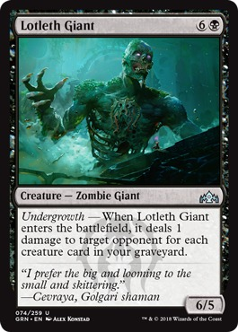 Lotleth Giant