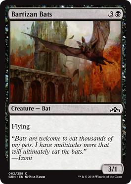 Bartizan Bats - Foil