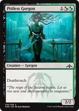 Pitiless Gorgon - Foil