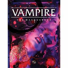 Vampire: The Masquerade (5th Edition, Hardcover)