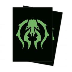 Guilds of Ravnica - Golgari Swarm Standard Deck Protector Sleeves - 100ct