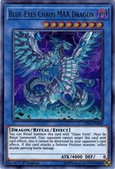 Blue-Eyes Chaos MAX Dragon - LED3-EN000 - Ultra Rare - 1st Edition