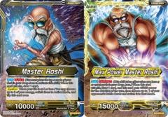 Master Roshi // Max Power Master Roshi - BT5-079 - UC - Foil
