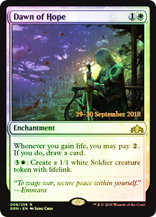 Dawn of Hope - Foil - Prerelease Promo