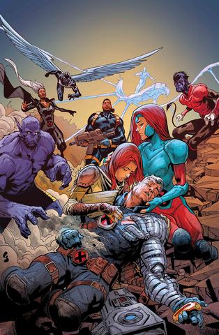 X-Men Exterminated #1 (STL103571)