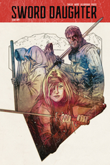 Sword Daughter #4 (Cover B - Chater)