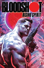 Bloodshot: Rising Spirit #2 (Cover A - Massafera)
