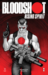 Bloodshot: Rising Spirit #2 (Cover B - Jones)