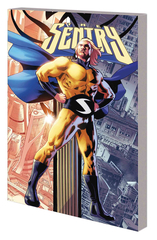 Sentry Tp Vol 01 Man Of Two Worlds (STL103022)