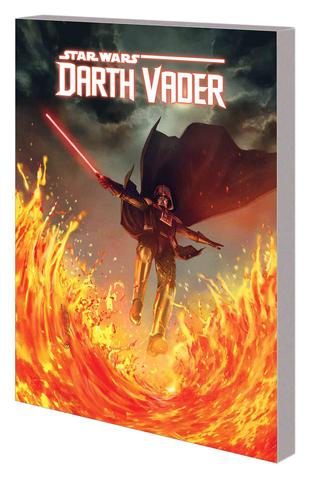 Star Wars Darth Vader Dark Lord Sith Tp Vol 04 Black Fortres (STL103026)