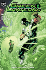 Green Lanterns Tp Vol 08 Ghosts Of The Past (STL103644)