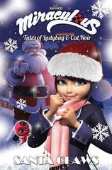 Miraculous Tales Of Ladybug And Cat Noir Tp Santa Claws (STL102837)