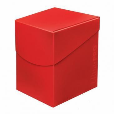 Ultra Pro: Eclipse PRO 100+ Apple Red Deck Box