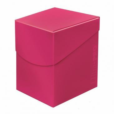 Ultra Pro: Eclipse PRO 100+ Hot Pink Deck Box