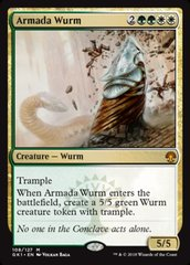 Armada Wurm on Channel Fireball