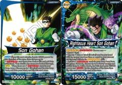 Son Gohan // Righteous Heart Son Gohan - BT5-026 - UC - Foil