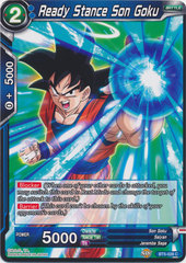 Ready Stance Son Goku - BT5-028 - C