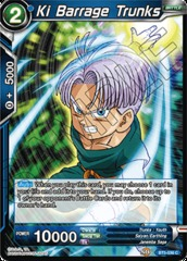 Ki Barrage Trunks - BT5-036 - C - Foil