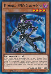 Elemental HERO Shadow Mist - LEHD-ENA15 - Common - 1st Edition