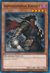 Armageddon Knight - LEHD-ENC06 - Common - 1st Edition on Channel Fireball
