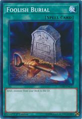 Foolish Burial - LEHD-ENC17 - Common - 1st Edition