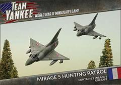 French: Mirage 5 Hunting Patrol