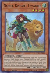 Noble Knight Iyvanne - SOFU-EN088 - Super Rare - 1st Edition