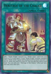 Heritage of the Chalice - SOFU-EN090 - Ultra Rare - 1st Edition