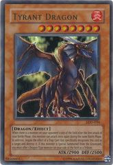 Tyrant Dragon - LOD-034 - Ultra Rare - Unlimited Edition