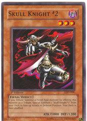 Skull Knight #2 - LOD-006 - Common - 1st Edition
