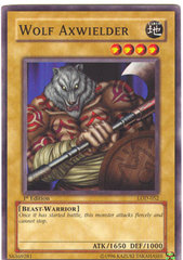 Wolf Axwielder - LOD-052 - Common - 1st Edition