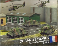French: Durand's Devils Army Box