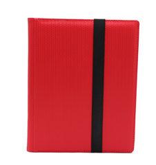 Limited Edition Dex Binder 9 - Red