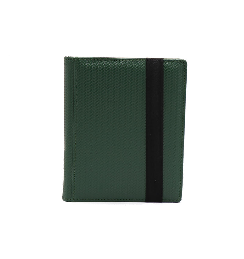Limited Edition Dex Binder 4 - Green
