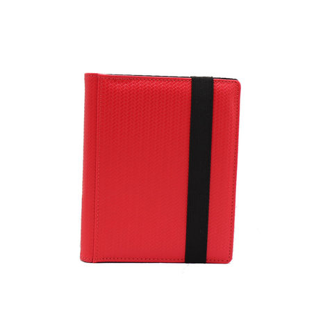 Limited Edition Dex Binder 4 - Red