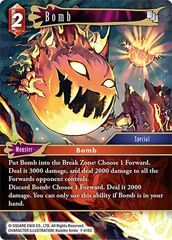 Bomb - 7-016C on Channel Fireball