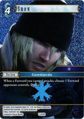 Snow - 7-033R - Foil