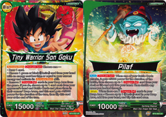 Pilaf // Tiny Warrior Son Goku - BT5-053 - UC