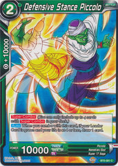 Defensive Stance Piccolo - BT5-061 - C