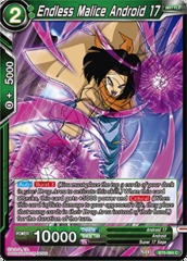 Endless Malice Android 17 - BT5-064 - C - Foil