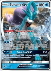 Suicune GX - 60/214 - Ultra Rare