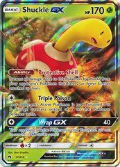 Shuckle GX - 17/214 - Ultra Rare