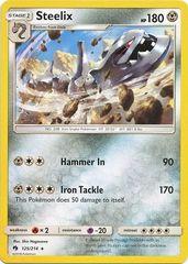 Steelix - 125/214 - Rare