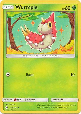 Wurmple - 23/214 - Common