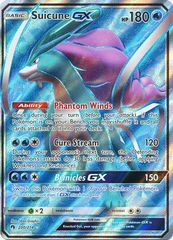 Suicune GX - 200/214 - Full Art Ultra Rare